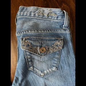 Embellished Guess Jeans